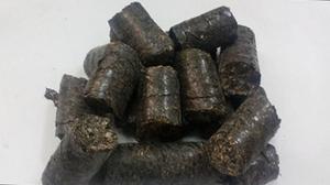 Брикеты пеллеты топливные из лузги