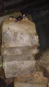 Фирма производит сушёные берёзовые колотые дрова