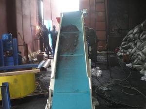 Продается производство по изготовлению древесного брикета
