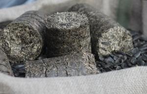 Производим и реализуем брикеты из лузги подсолнечника