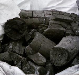Sell charcoal from hard wood oak, hornbeam