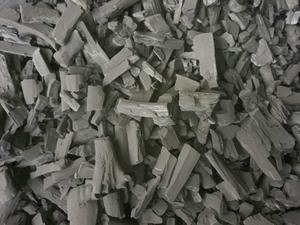 Уголь древесный твердых пород