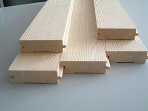Дошка підлоги: високої якості, стругана, суха, зрощена