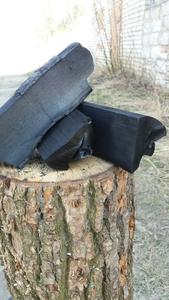 Продам древесный уголь твёрдолистных пород древесины