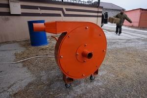 Дробилка для пеллет Шмель 5,5 кВт