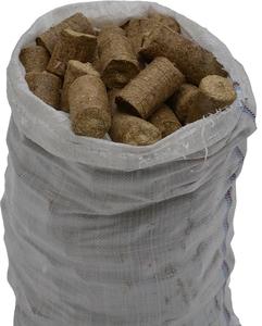 Топливные брикеты (Nestro) из соломы