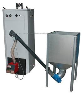 Производство пеллетных котлов мощностью от 20 до 95 кВт