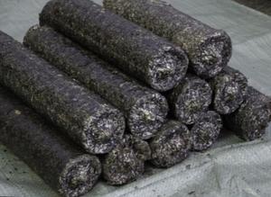Продам топливные брикеты из чистой лузги семян подсолнуха