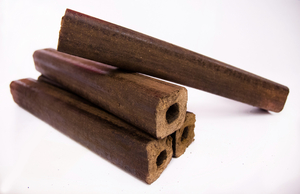 Брикеты Pini-Kay дуб четырехгранник неторцованный