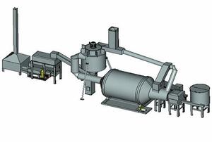Покупка комплексной линии производства топливных брикетов