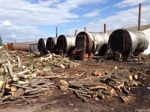 Продается готовый бизнес, производство древесного угля