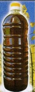 Рапсовое масло нерафинированное, высшего качества