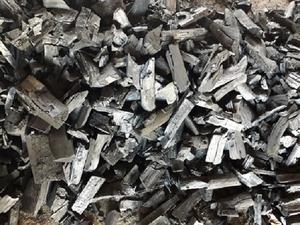 Древесный уголь в полипропиленовых мешках от 12 до 15 кг