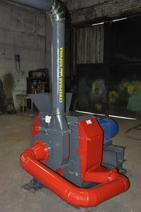 Дробилки молотковые МД-30, МД-45, МД-55 (1000-3000 кг/ч)