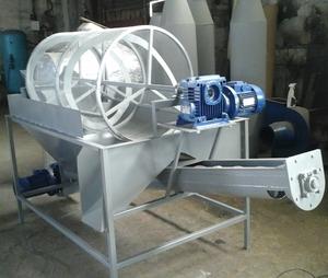 Сушильный комплекс КС-1/300 (300 кг/час)