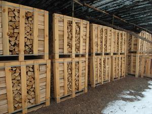 Скоростная сушка дров (20-22 часа)