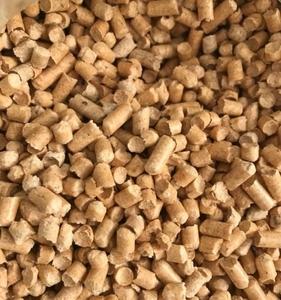 Пеллеты - сосна, 6мм, А1, 15 кг фасовка, FCA
