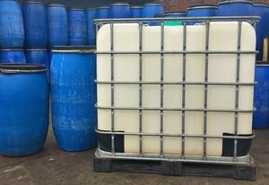 Продам отработанное растительное масло из Италии