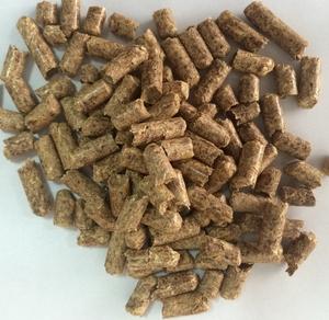 Древесные пеллеты из сосны диаметром 6 мм и 8 мм