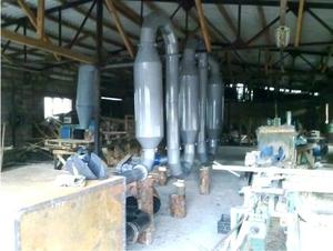Линия производства топливных брикетов Pini & Kay от производителя