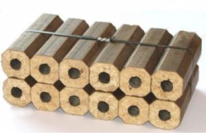 Древесные брикеты Pini Kay нашего производства