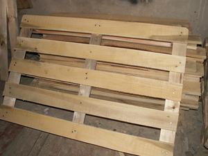 Поддоны деревянные 1200Х8000 (облегченка)