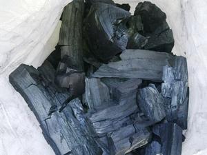 Древесный уголь, из лиственных пород, 40-50 т в месяц