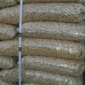 Пеллета древесная 100 т в месяц от производителя