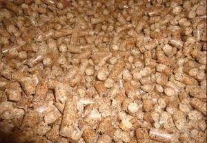 Интересуют промышленные пеллеты из сосны, 6-8мм, FCA