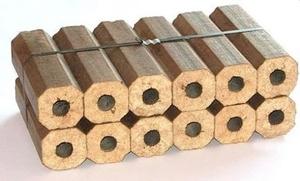 Производим и продаем топливные брикеты Пини Кей