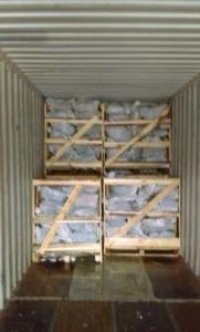 Дрова, 420-440 кг в паллетных ящиках