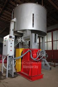 Продается оборудование для производства брикета пиникей