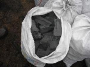 Древесный уголь от производителя, EXW