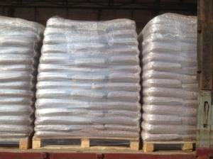 Древесные пеллеты DIN+ в 15 кг мешках