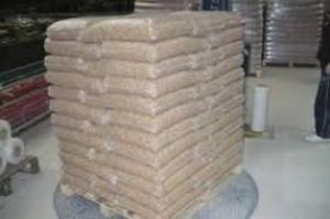 Пеллета древесная DIN+ А1, 15 кг мешок, FCA