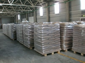 Древесные гранулы 6мм, 15 кг мешок, 50т мин, CIF