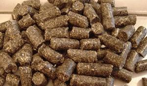 Интересует пеллета из соломы, 100 т в месяц