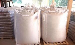 Древесные гранулы Enplus A1 в биг бэгах или в мешках по 15 кг