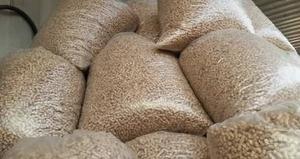 Пеллеты древесные в 15 кг мешках, DAP