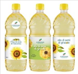 Подсолнечное масло, PET бутылка, FOB