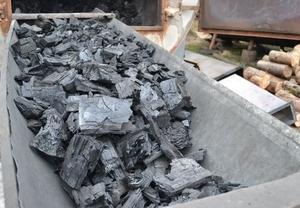 Древесный уголь, 30-40 т в мес