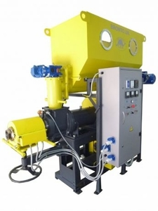 Новый экструдер для топливных брикетов станок пресс до 650 кг\ч