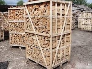 Дрова сухие колотые, пиленые: дуб, береза, осина + доставка