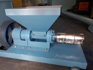 Пресс-экструдер шнековый ПШ-190