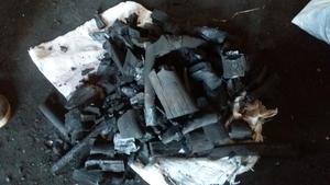 Древесный уголь твердые породы