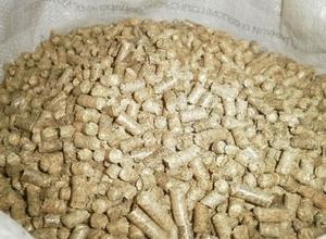 Покупка гранул из соломы во Львов, Украина, биг-бэг