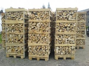 Продаем дрова в евроящиках /2RM