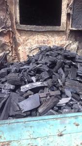 Древесний уголь из твердых пород по ДСТУ