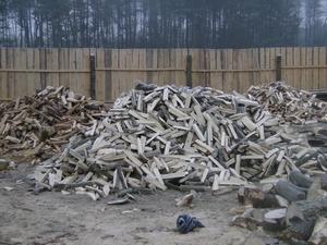 Продам дрова колоті (рубані) в необмеженій кількості