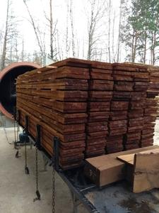 Обладнання для термомодифікації деревини